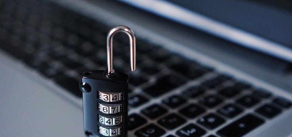 Computer Hacker Theft Hacking Security Padlock
